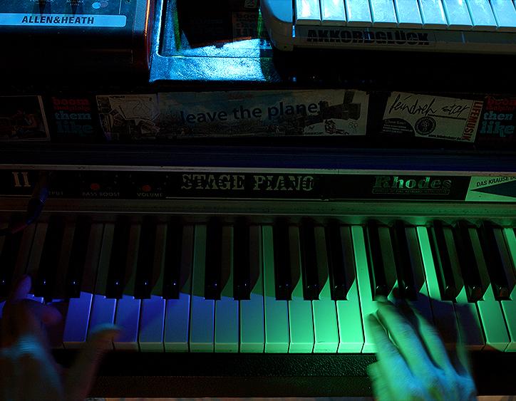 Feindrehstar, Musik Krause, Freude am Tanzen